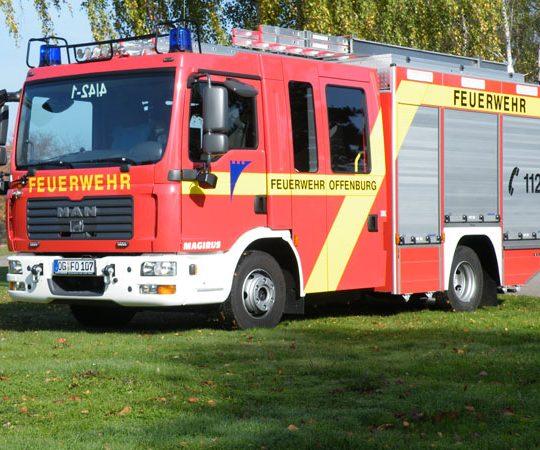 Feuerwehr offenburg abteilung elgersweier